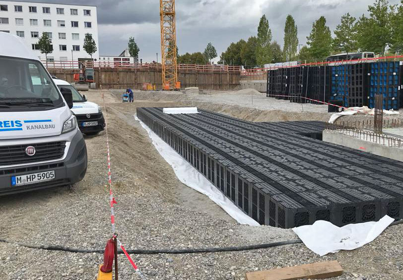 Preis Kanalbau in München